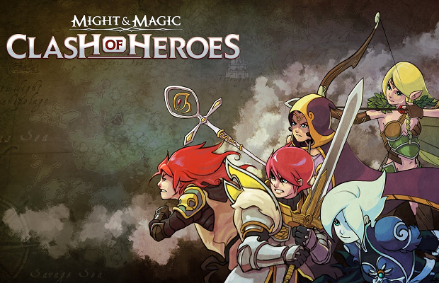 October's first Games with Gold title is 'Might & Magic: Clash of Heroes'