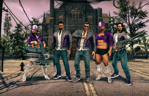 'Saints Row IV' GAT V DLC free for today only on Steam