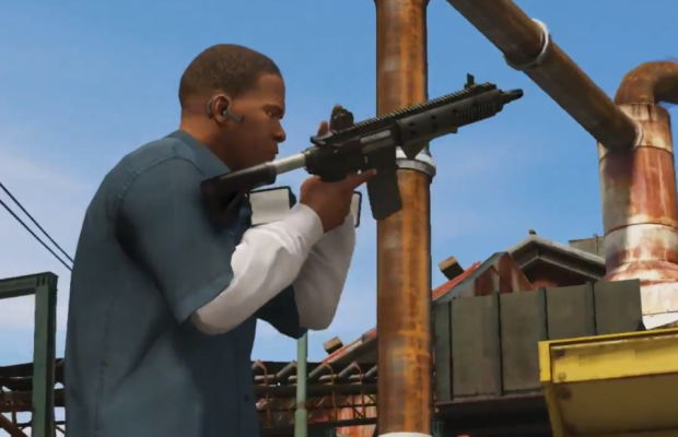 Rockstar warns about incorrect 'GTA V' disc installation