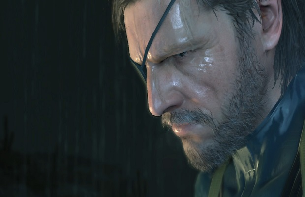 Play as polygonal Snake on 'Ground Zeroes' Sony-exclusive mission