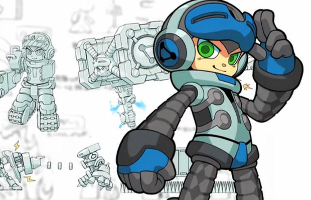 'Mighty No. 9' reaches PS3/Xbox 360/Wii U Kickstarter stretch goal