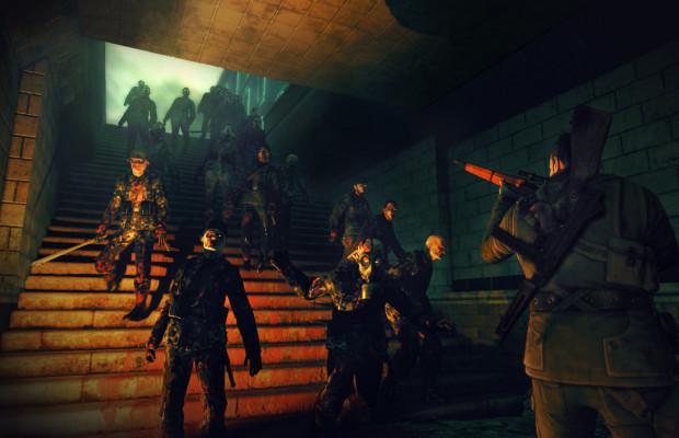 Rebellion announces 'Sniper Elite: Nazi Zombie Army 2'