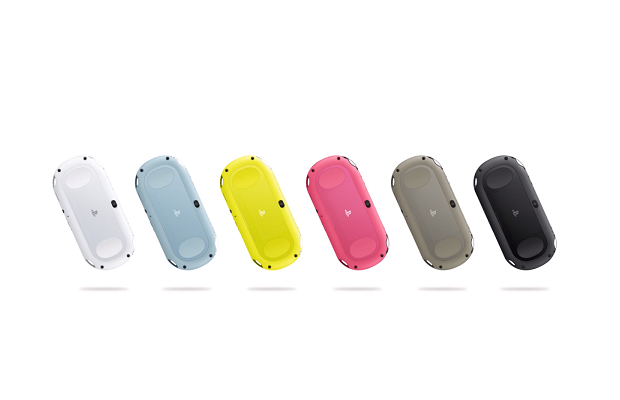 New Vita models announced for Japan, coming October 10