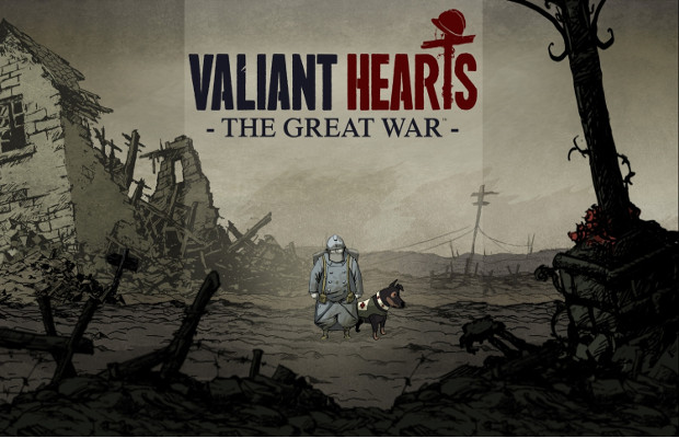 Ubisoft's 'Valiant Hearts: The Great War' uses Rayman's UbiArt engine