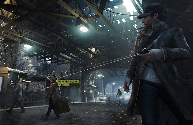 14 minute 'Watch Dogs' demo explores the open world