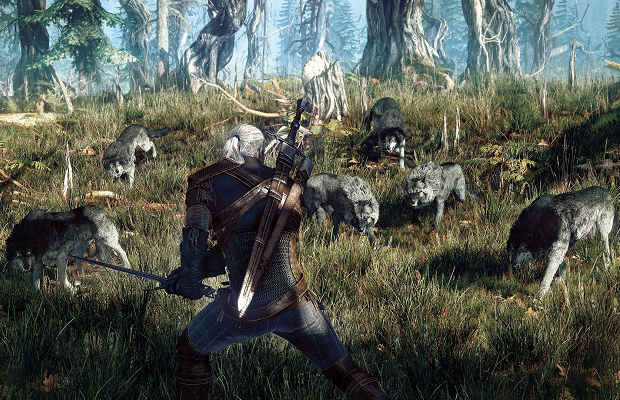 'The Witcher 3' has a map 35 times bigger than previous game