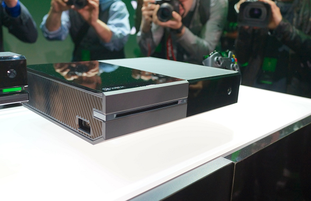 External storage won't be supported for Xbox One at launch