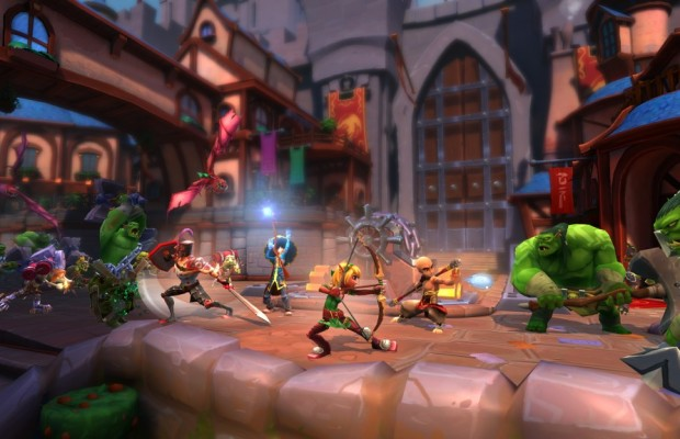 'Dungeon Defenders II' will no longer feature a MOBA gamemode