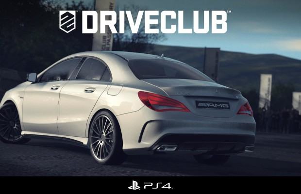 'Driveclub' delayed to early 2014