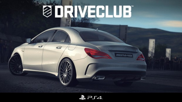 Drive Club PS4 Evolution
