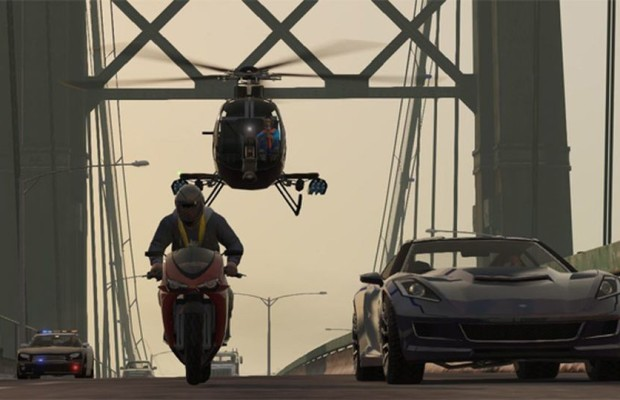 'GTA Online' players to receive 500k in GTA$ from Rockstar