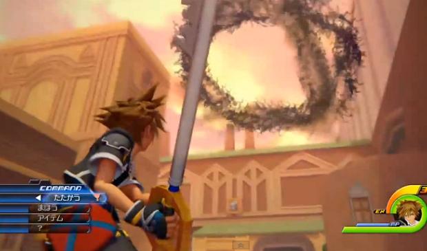 'Kingdom Hearts III' debut gameplay trailer is here