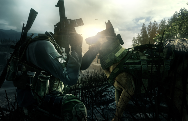 'Call of Duty: Ghosts' features scene near-identical to 'Modern Warfare 2'