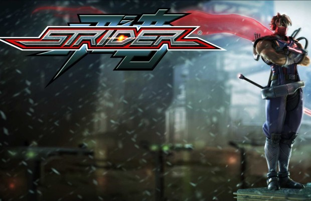 Hack and slash action with the new 'Strider HD' trailer