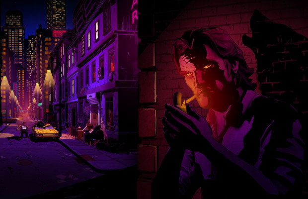 'The Wolf Among Us Episode 1 – Faith' Review: Sheriff's Office
