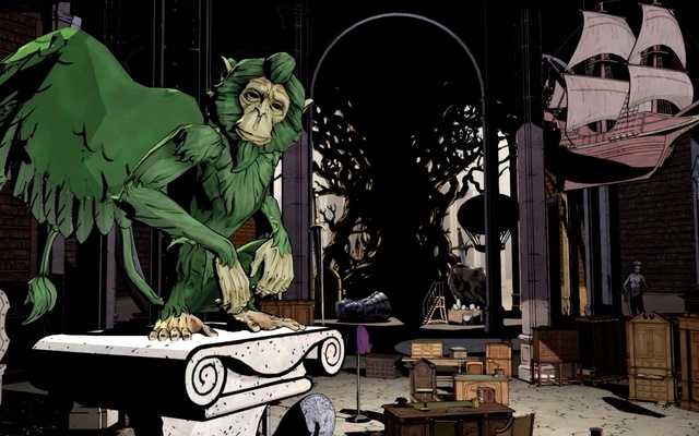 Telltale's 'The Wolf Among Us' launch trailer will huff, puff, blow your house down