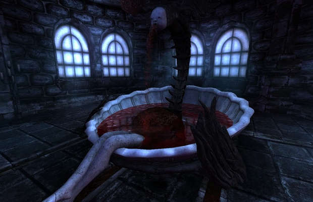 An overview of amnesiathe dark descent a video game by frictional games