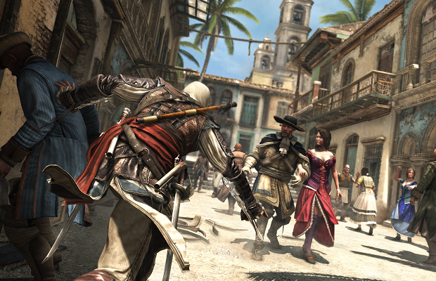 'Assassin's Creed IV: Black Flag' has a new story trailer