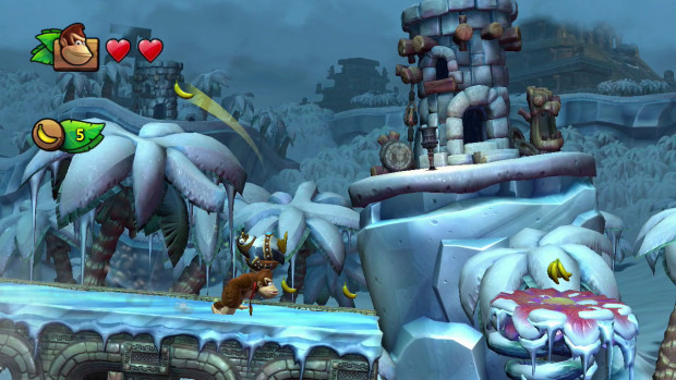 Cool off the breeze with a trailer for 'Donkey Kong Country: Tropical Freeze'