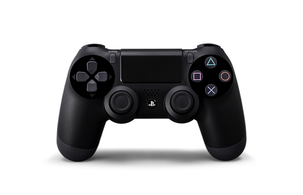 The PS4's DualShock 4 will work by default on PC