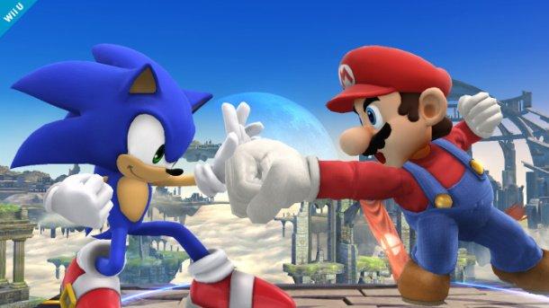 Sonic the Hedgehog is back for 'Super Smash Bros.' on Wii U & 3DS
