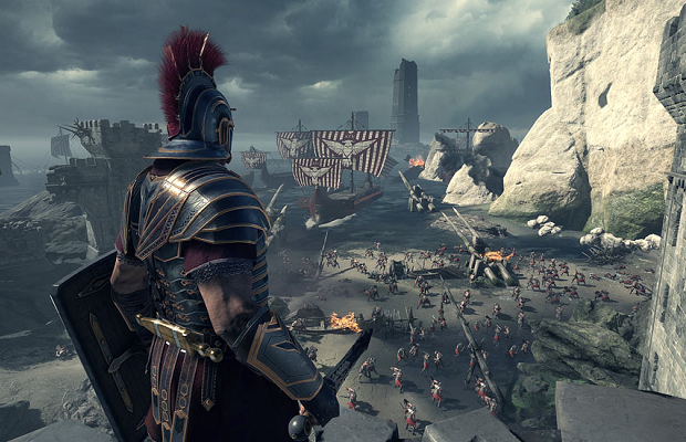 'Ryse: Son of Rome' receives powerful television commercial