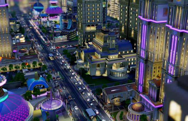 Maxis exploring the option of an offline mode for 'SimCity'