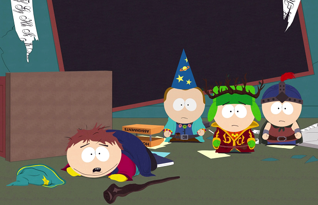 'South Park: The Stick of Truth' delayed to March 2014