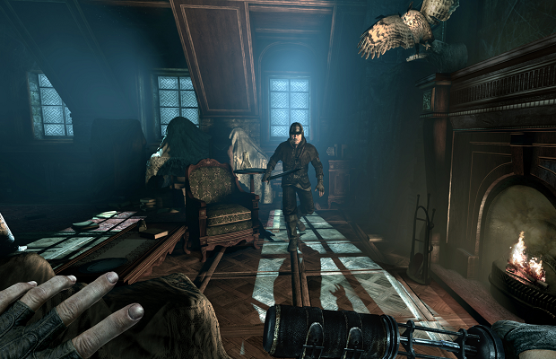 New 'Thief' gameplay trailer steps out of the shadows