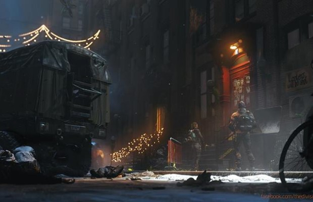 New and shiny screenshot from 'The Division'