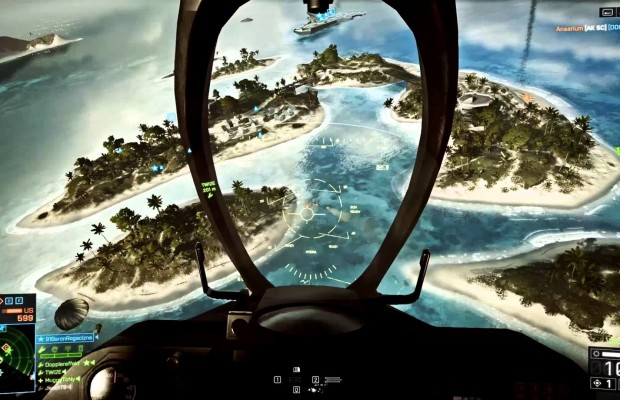 Incredible 'Battlefield 4' jet swap video will blow your mind