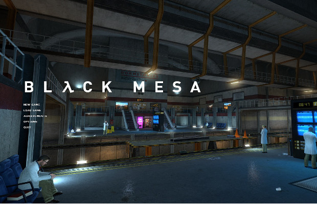 'Black Mesa' to be sold on Steam