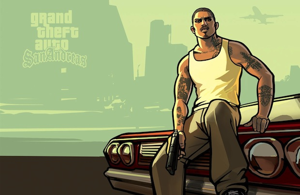 'Grand Theft Auto: San Andreas' coming to mobile devices next month