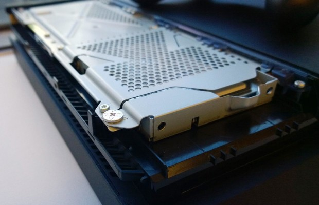 How to upgrade or replace your PS4 hard drive