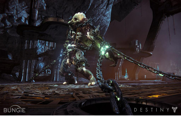 Bungie teases new creepy enemy for 'Destiny'