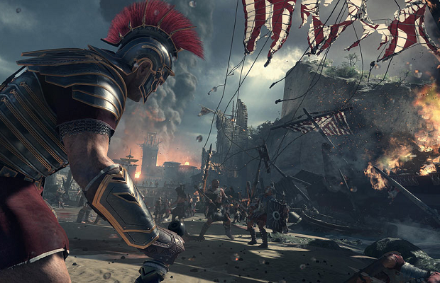 'Ryse: Son of Rome' launch trailer shows cinematic action
