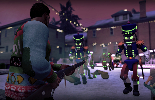 'Saints Row IV' receiving a Christmas DLC pack