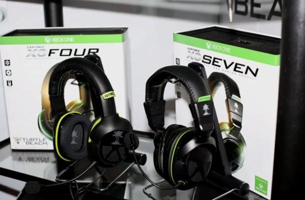 Turtle Beach announces Xbox One headset upgrade program