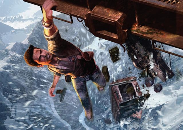 'Uncharted' is coming to PlayStation 4
