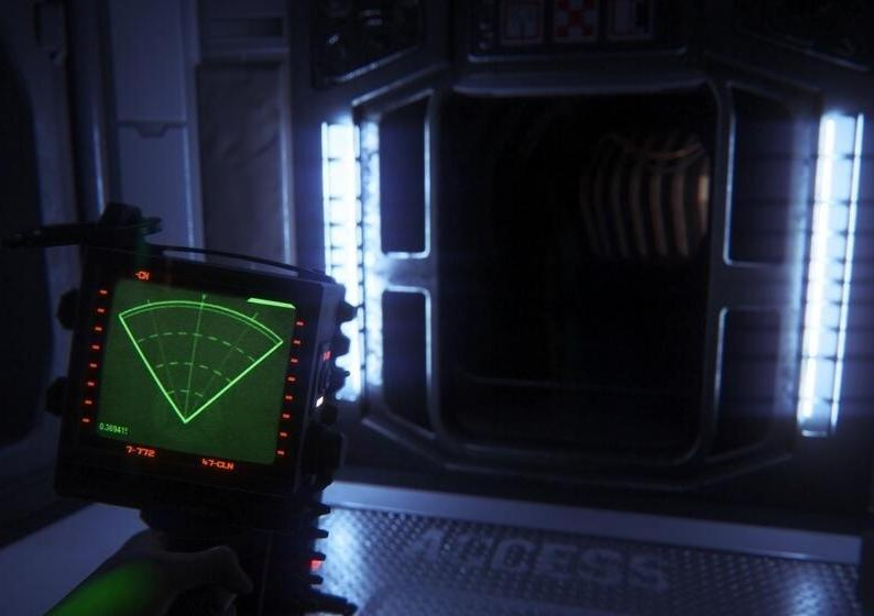 'Alien Isolation' screenshots leak, motion tracker showcased