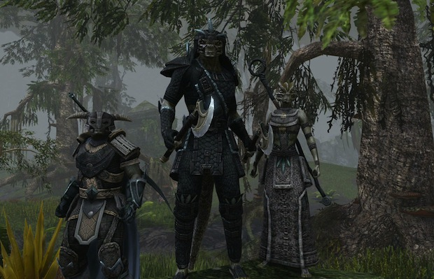'Elder Scrolls Online' releases in April for PC/Mac, June for consoles