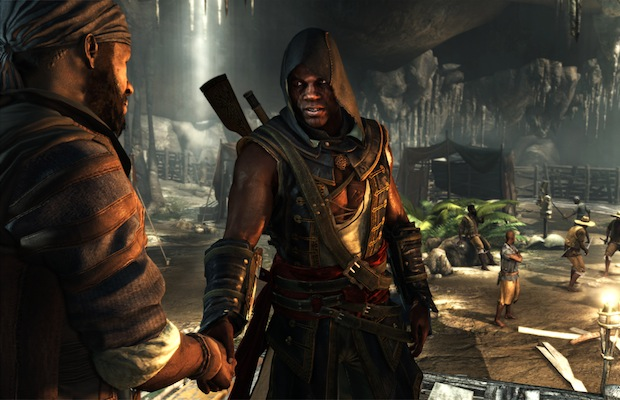 First single-player 'Assassin's Creed IV' DLC drops this week