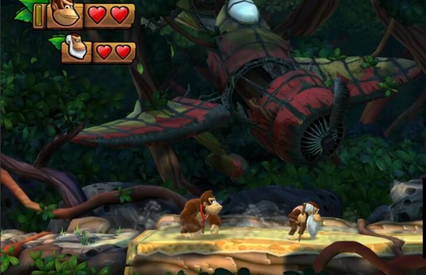 Cranky Kong playable in 'Donkey Kong: Tropical Freeze', coming February 21