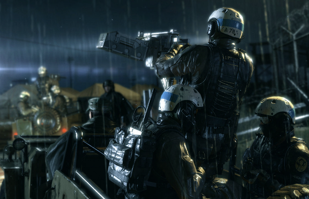 'Metal Gear Solid V: Ground Zeroes' will be part of the PS4 upgrade program