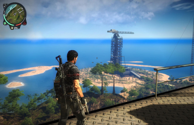 'Just Cause 2' multiplayer mod releases on Steam this month