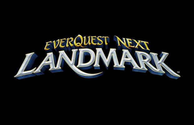 'EverQuest Next Landmark' trailer showcases structure creation