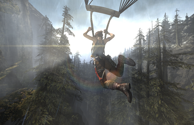 'Tomb Raider' coming to PS4 and Xbox One