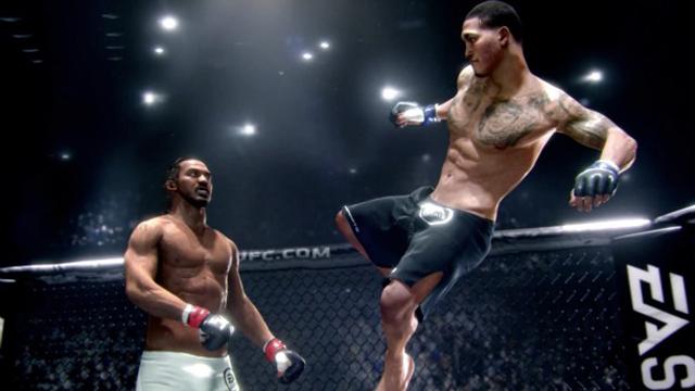'EA Sports UFC' Shows Off Donald Cerrone, Mike Easton, Joe Lauzon, and Cung Le