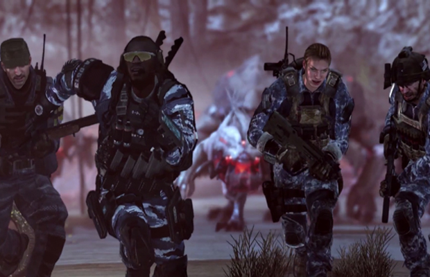 Onslaught announced as the first 'Call of Duty: Ghosts' DLC of 2014