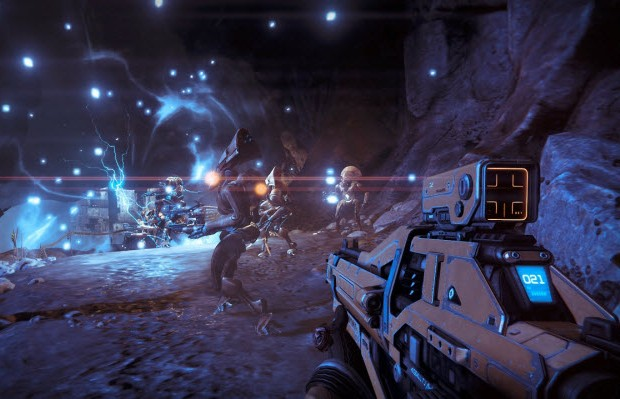 8 new 'Destiny' screenshots display new locations, characters, and guns